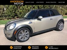 2010_Mini_Cooper_S Convertible_ Salt Lake City UT
