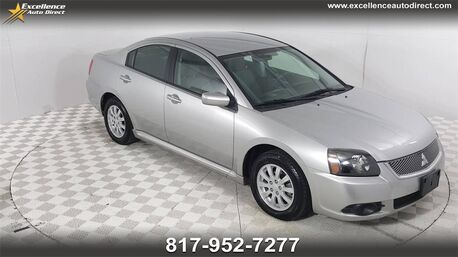 2010_Mitsubishi_Galant_ES BUCKET SEATS,CRUISE CONTROL,SPEED CONTROL,ELECTRON_ Euless TX