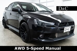 2010_Mitsubishi_Lancer_Evolution GSR AWD 5-Speed Manual_ Portland OR