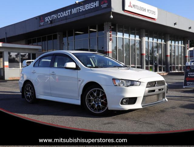 2010 Mitsubishi Lancer Evolution MR Cerritos CA