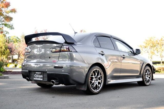 2010 Mitsubishi Lancer Evolution MR Touring VERY Rare, CLEAN, NO ACCIDENTS! Fremont CA