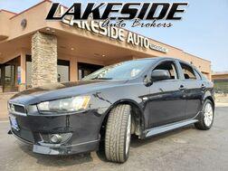 2010_Mitsubishi_Lancer Sportback_GTS_ Colorado Springs CO