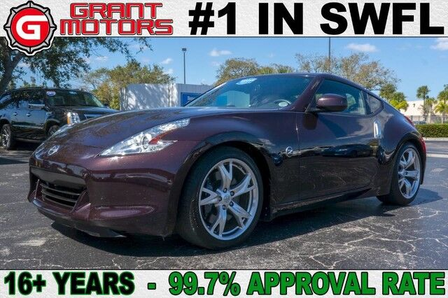 2010 Nissan 370Z Touring Fort Myers FL