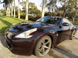 2010_Nissan_370Z_Touring_ Hollywood FL