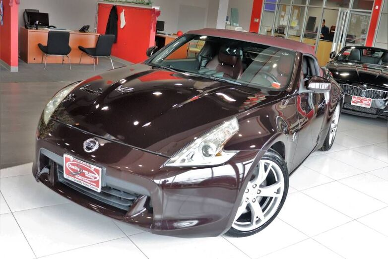2010 Nissan 370Z Touring Sports Package Navigation Springfield NJ