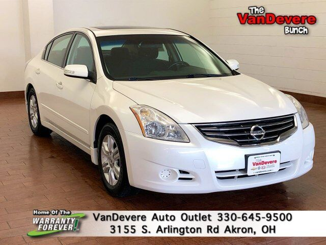 2010 Nissan Altima 2.5 S Akron OH