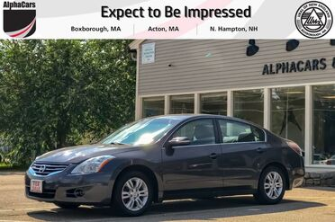 2010_Nissan_Altima_2.5 S_ Boxborough MA