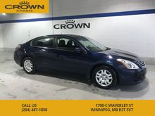 2010_Nissan_Altima_2.5 S **Local trade in** Great service History** Great condition**_ Winnipeg MB