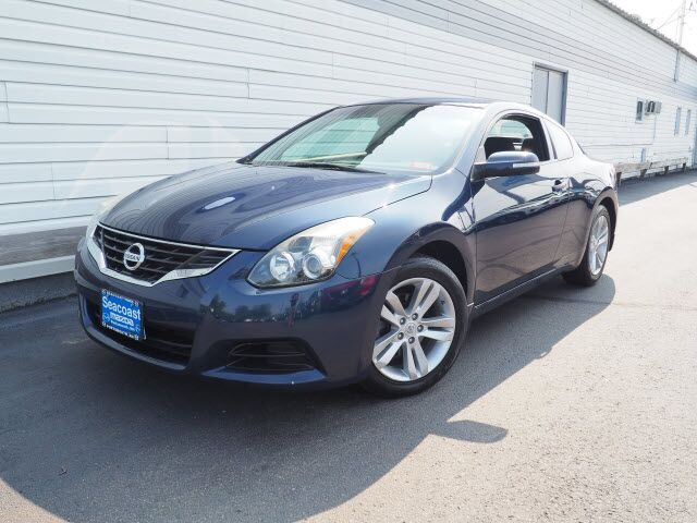 2010 Nissan Altima 2.5 S Portsmouth NH