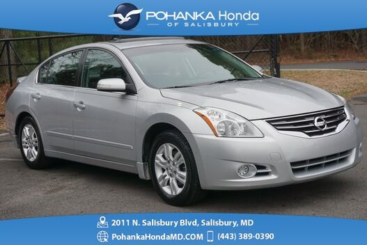 2010_Nissan_Altima_2.5 SL ** LEATHER & SUNROOF ** GUARANTEED FINANCING **_ Salisbury MD