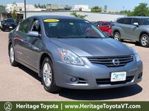 2010 Nissan Altima 2.5 SL South Burlington VT