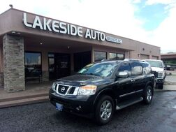 2010_Nissan_Armada_Platinum 4WD_ Colorado Springs CO
