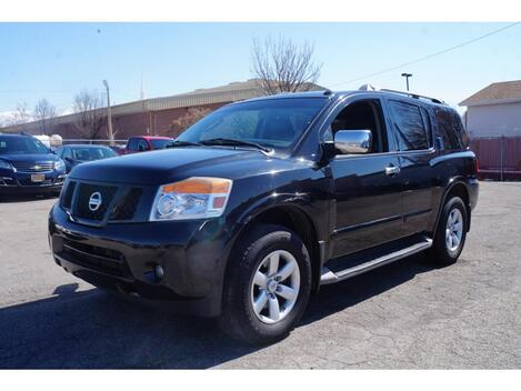 2010_Nissan_Armada_SE 4wd_ Salt Lake City UT