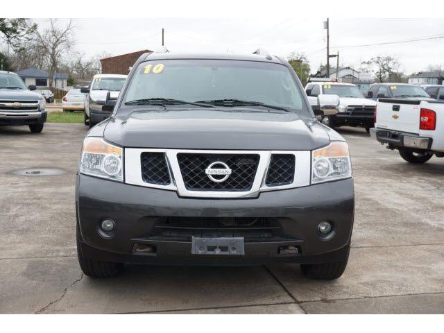 2010 Nissan Armada Titanium Richwood TX