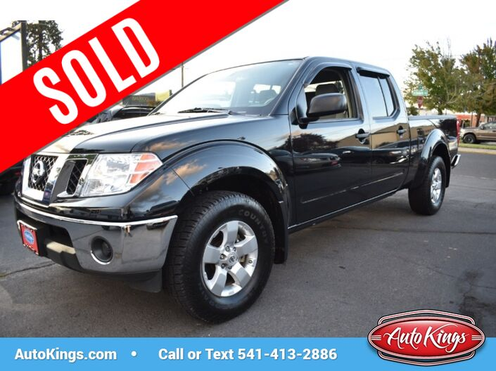 2010 Nissan Frontier 4WD Crew Cab LWB Auto SE Bend OR