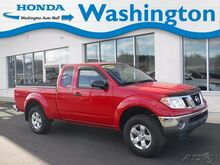 2010_Nissan_Frontier_4WD King Cab Auto SE_ Washington PA