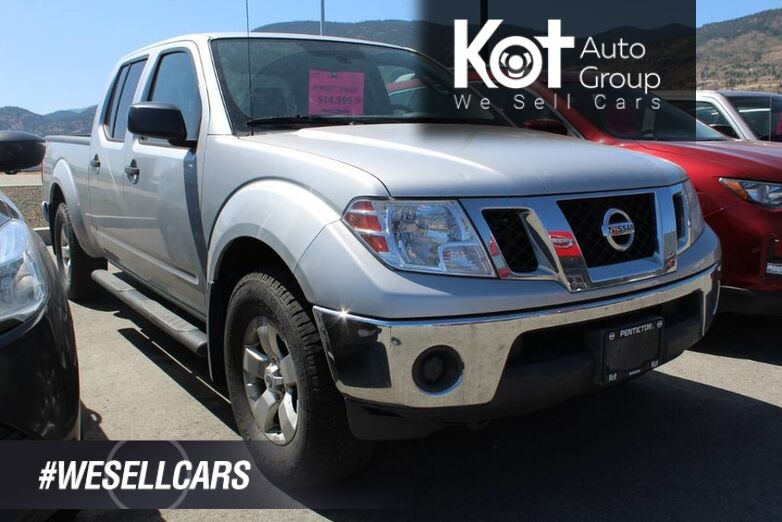 2010 Nissan Frontier 4WD SE, Locally Driven, Clean Carfax Kelowna BC