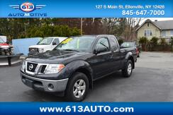 2010_Nissan_Frontier_LE King Cab 4WD_ Ulster County NY