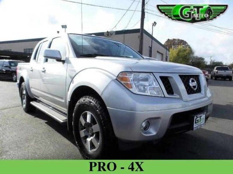 2010 Nissan Frontier PRO-4X Pickup 4D 5 ft