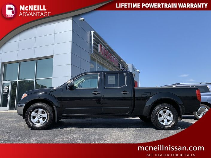 2010 Nissan Frontier SE High Point NC