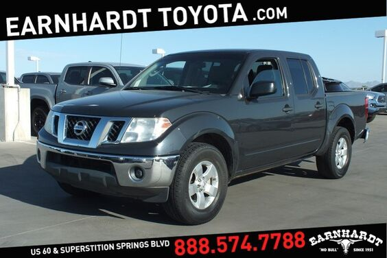 2010_Nissan_Frontier_SE *Well Maintained!*_ Mesa AZ
