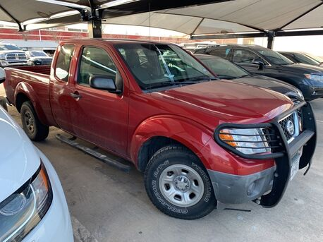 2010_Nissan_Frontier_XE_ Euless TX