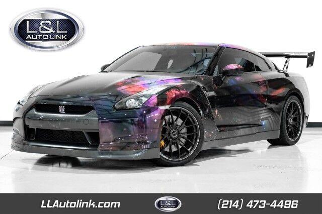 2010 Nissan GT-R Premium Lewisville TX