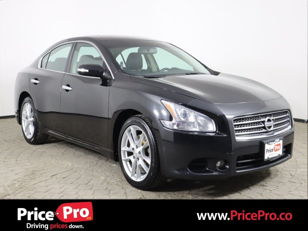 2010 Nissan Maxima SV V6 w/Sunroof/Leather Maumee OH
