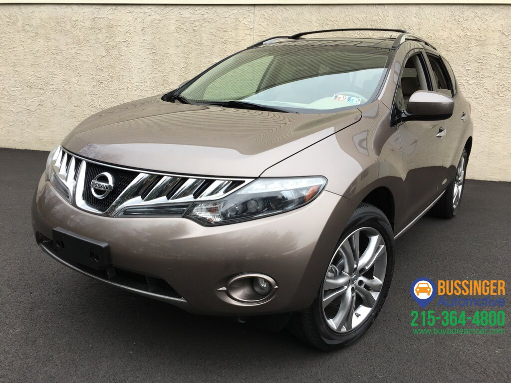 2010 Nissan Murano LE - All Wheel Drive Feasterville PA