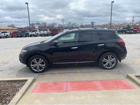 2010 Nissan Murano LE AWD Jacksonville IL