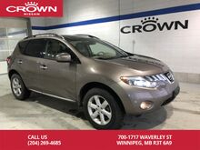 2010_Nissan_Murano_SL AWD *ACCIDENT FREE*_ Winnipeg MB