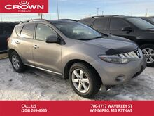 2010_Nissan_Murano_SL AWD *Comes with 2 sets of Tires*_ Winnipeg MB