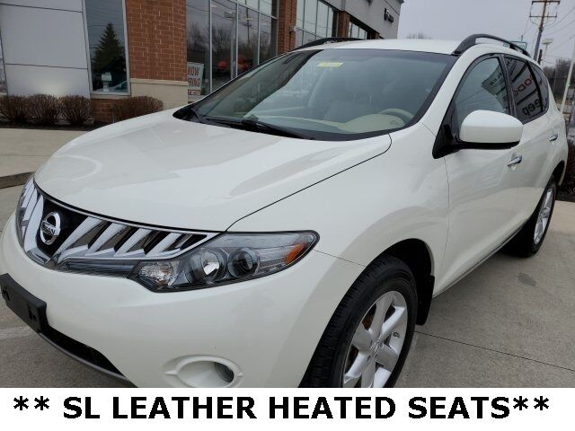 2010 Nissan Murano SL Mayfield Village OH