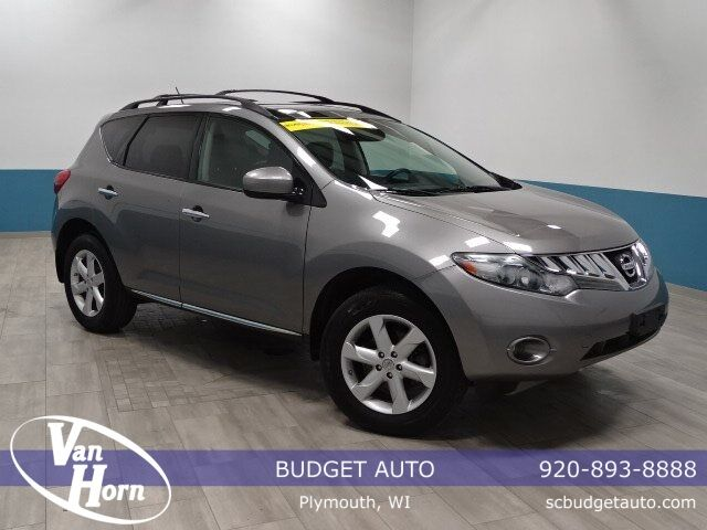 2010 Nissan Murano SL Plymouth WI