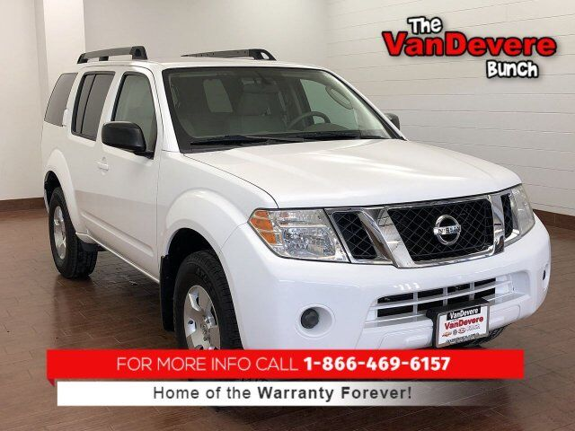 2010 Nissan Pathfinder S Akron OH