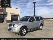 2010_Nissan_Pathfinder_S_ Wichita KS