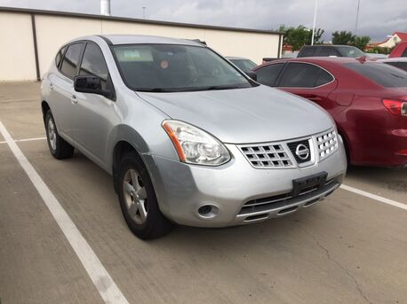 2010_Nissan_Rogue_S_ Euless TX