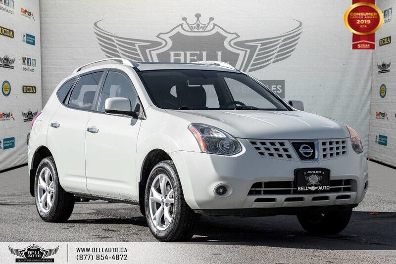 2010 Nissan Rogue SL, AWD, NO ACCIDENT, SUNROOF, LEATHER, HEATED SEATS