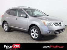 2010_Nissan_Rogue_SL AWD w/Heated Leather/Sunroof_ Maumee OH