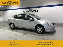 2010_Nissan_Sentra_2.0 S **Alloy rims** Remote Start** Great on Gas**_ Winnipeg MB