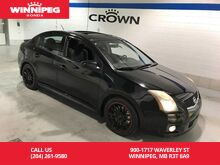 2010_Nissan_Sentra_SE-R Spec V/Local trade/Low KM_ Winnipeg MB