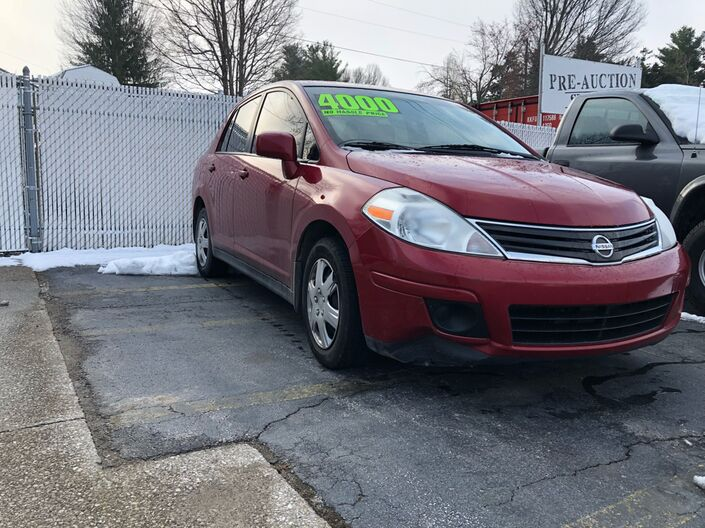2010 Nissan Versa 1.8 S Richmond KY