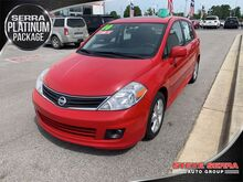 2010_Nissan_Versa_1.8 SL_ Decatur AL