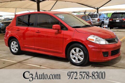 2010 Nissan Versa 1.8 SL Plano TX