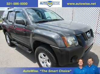 2010_Nissan_Xterra_Off Road_ Melbourne FL