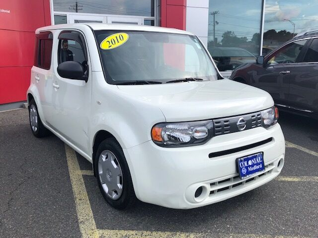2010 Nissan cube 5dr Wgn I4 Manual 1.8 Base