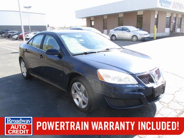 2010 Pontiac G6 Base Green Bay WI