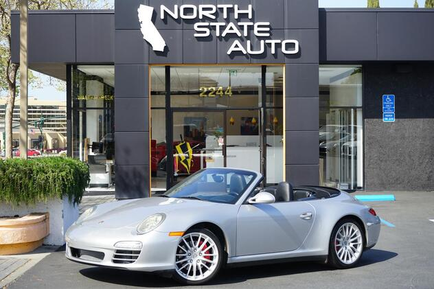 2010_Porsche_911_Carrera 4S_ Walnut Creek CA