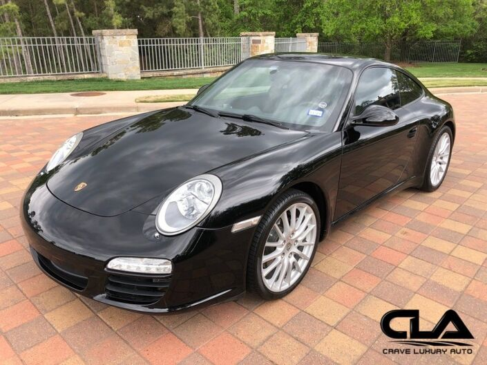 2010 Porsche 911 Carrera The Woodlands TX