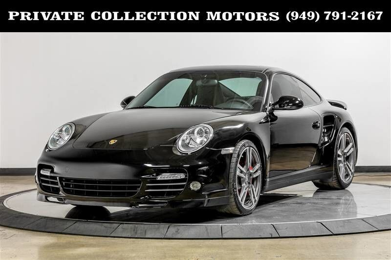 2010_Porsche_911_Turbo $148,295 MSRP_ Costa Mesa CA
